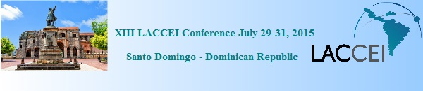LACCEI Conference 2015